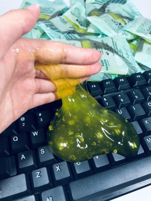 gel vệ sinh đa năng magic clean dạng gói