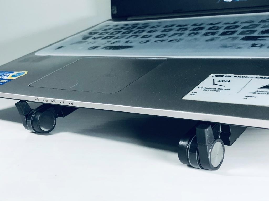 giá đỡ laptop điều chỉnh 3 kiểu dáng