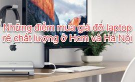 Những điểm mua giá đỡ Laptop rẻ chất lượng ở Hcm và Hà Nội
