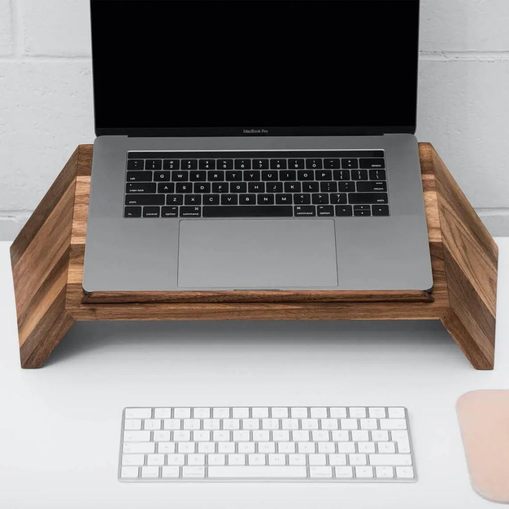 mua giá đỡ laptop bằng gỗ