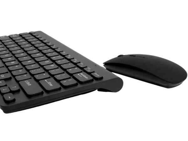 bộ bàn phím và chuột không dây nhỏ gọn