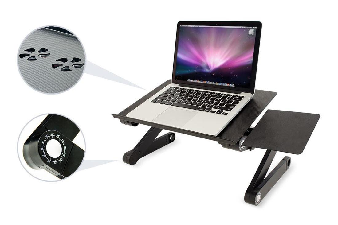công dụng của giá đỡ laptop