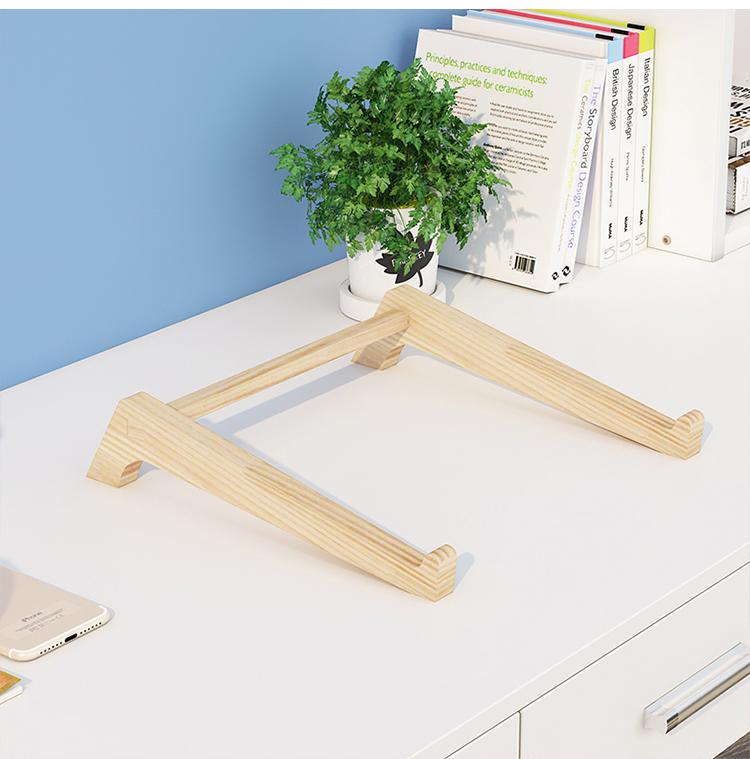 giá đỡ laptop gỗ siêu chắc 2