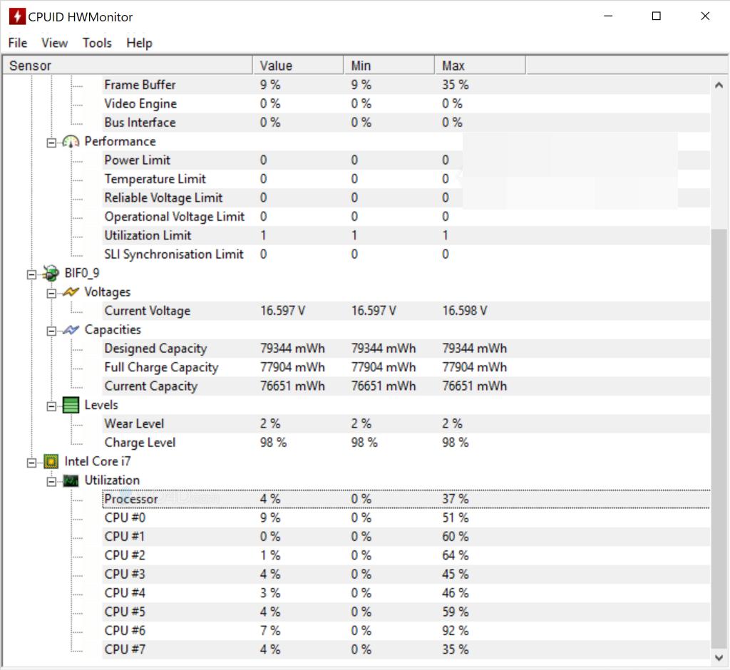 phần mềm điều chỉnh quạt laptop