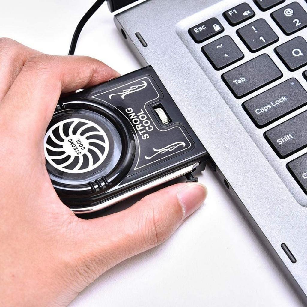 quạt hút tản nhiệt laptop