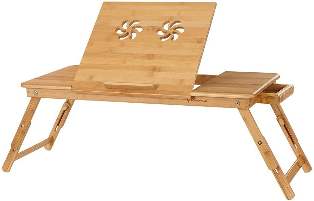 bàn laptop gỗ