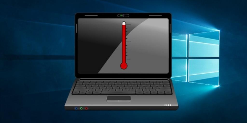 cách giảm nhiệt độ laptop