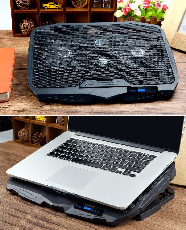 đế tản nhiệt laptop s18 4 quạt 3