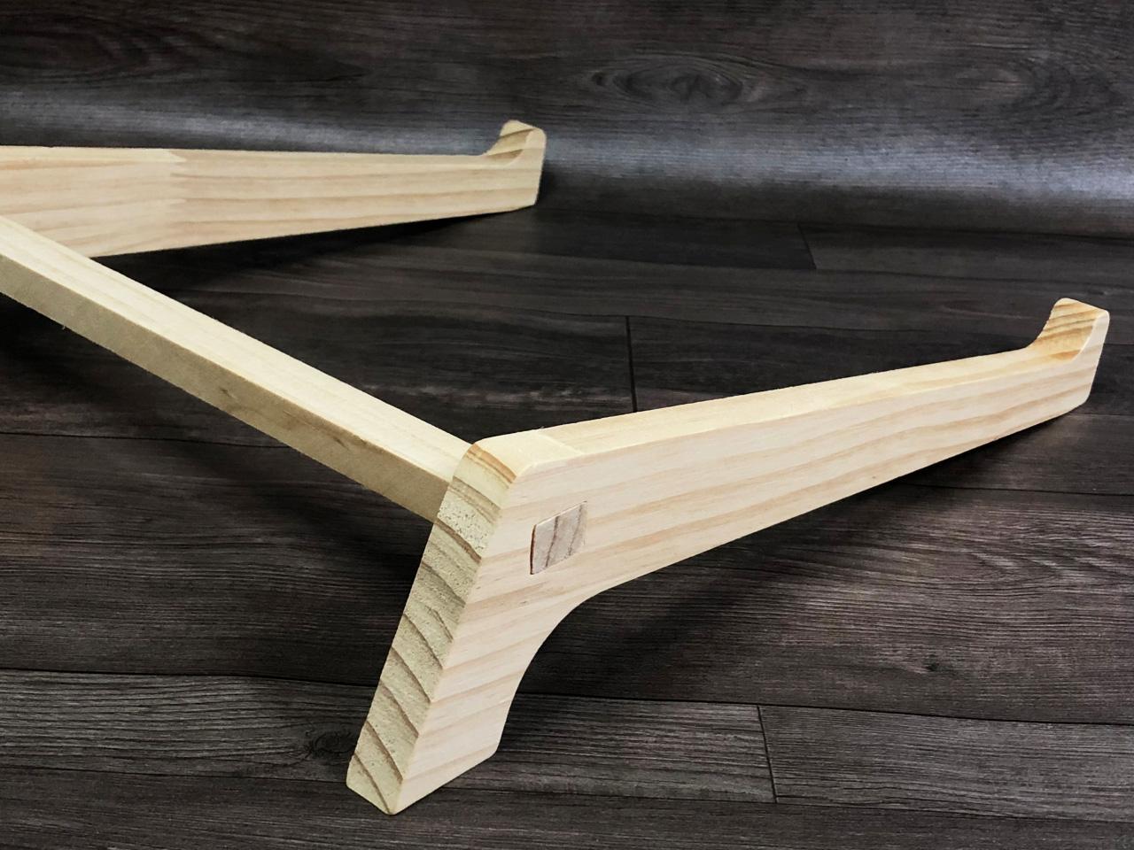 giá để laptop gỗ 1 tầng