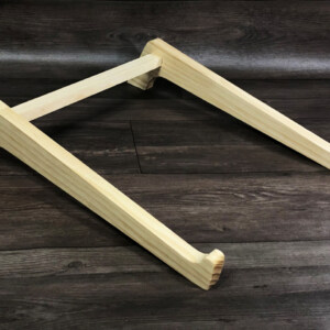 giá đỡ laptop gỗ 1 tầng