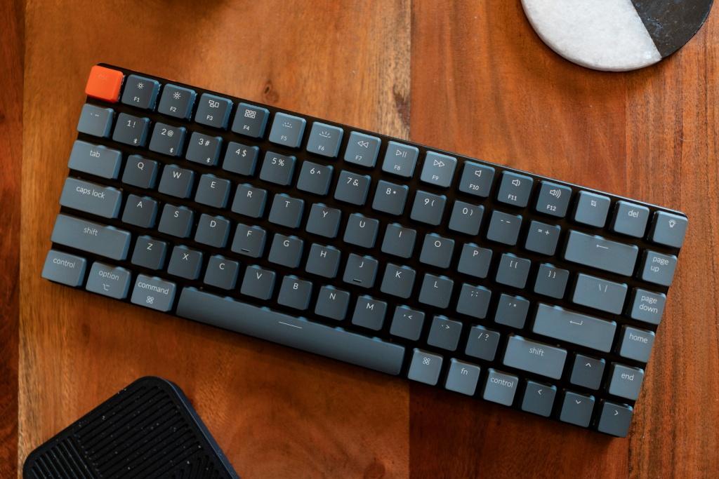 sử dụng bàn phím rời cho laptop